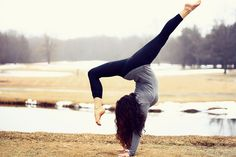 yoga -- maybe one day
