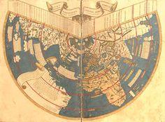 1507 - Planisferio de Ruysch