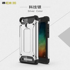[Visit to Buy] #Advertisement Shockproof Hard Rugged Armor Coque Case For Redmi 3S Phone Case Dual Layer Tough Cover For Xiaomi Redmi 3 Pro 5.0inch Case Capa