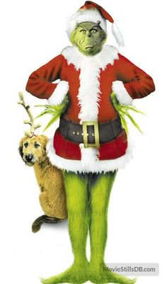how the grinch stole christmas - Baby Grinch Halloween Costume