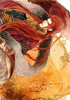 #Novel #Feng yu jiu Tian #BL