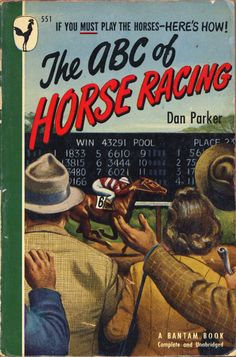 The ABC of Horse Racing