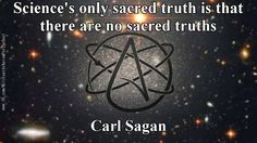Carl Sagan quote about science