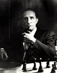 Marcel Duchamp Portrait