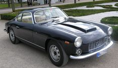 Lancia Flaminia Sport Zagato (1958-1964) - Lancia Flaminia - Wikipedia, the free encyclopedia