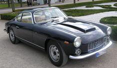Lancia Flaminia Sport Zagato (1958-1964) - Lancia Flaminia - Wikipedia, the free encyclopedia