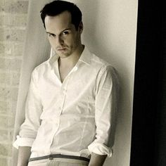 Pinning again because im tired of fangirls pinning this pic cuz he's cute and erasing the part that hes GAY.  Erasing someone's sexual identity is Gay Erasure, stop it PP: Sherlock star Andrew Scott publicly comes out as gay yayyyyy go him!!!!