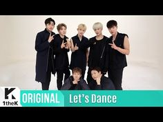 Lets Dance: MONSTA X(몬스타엑스) _ 걸어(All in) [SUB] - YouTube
