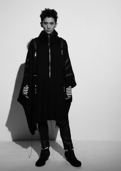 Unisex Fashion, Mens Fashion, The Soloist, Fall Winter 2015, Fashion Lookbook, Winter Collection, Style Me, Cool Outfits, Rain Jacket