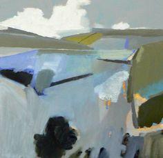 Malcolm Ashman contemporary landscape paintings and drawings Abstract Landscape Painting, Landscape Prints, Contemporary Landscape, Landscape Art, Landscape Paintings, Abstract Art, Landscapes, Figure Painting, Painting & Drawing
