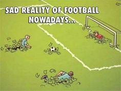 Teraz zamiast honoru, przywiązania klubowego piłkarze wolą pieniądze • Oto smutna rzeczywistość obecnej piłki nożnej • Zobacz #football #soccer #sports #futbol #pilkanozna