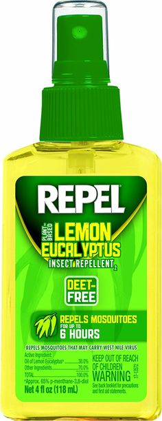 Repel Lemon Eucalyptus Natural Insect Repellent 4-Ounce Pump Spray >>> You can get additional details at the image link.