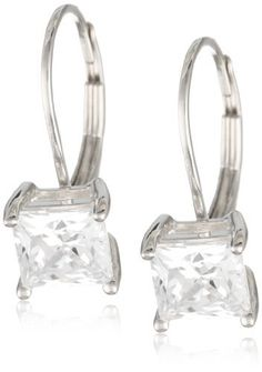 Platinum Plated Sterling Silver Princess-Cut Cubic Zirconia Lever Back Earrings Amazon Curated Collection,http://www.amazon.com/dp/B0015MQ6S2/ref=cm_sw_r_pi_dp_ld7Krb1C3B294293