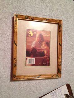 8 x 10 Frame Floral Design New   eBay