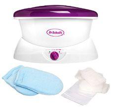 Dr. Scholl's Quick Heat Hand & Foot Wax Paraffin Spa Bath Kit