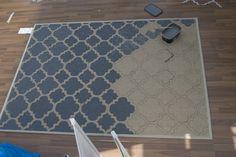 Pudel-design: The carpet reveal;)