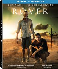 The Rover (Blu-ray), temporary cover art