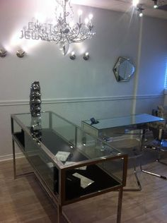 I have a brand new store Custom Jewellers at 922 Pape Avenue East York just North of Mortimer Avenue on the West side. Feel free to text or call me at 905 767 9142. Or call the boutique at 416 465 9937 to schedule an appointment.