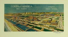 Costa da Caparica - Project from 1930