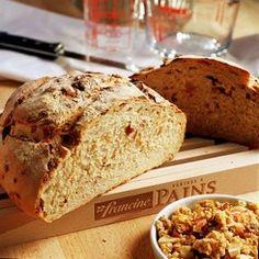 Recette de pain au muesli - Machine à pain, faire son pain soi-même