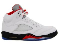 Nike Jordan 5 Retro (PS / White 440889-100 Pre-School ) Nike. $68.85