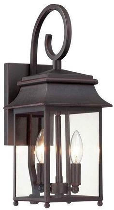 View the Savoy House 5-9540 Durham 2 Light Outdoor Wall Sconce at LightingDirect.com.