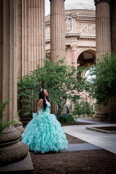 Quinceañera, #Palace if Fine Arts, San Francisco