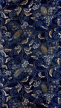 インジゴ染 Indigo fabric - Japan