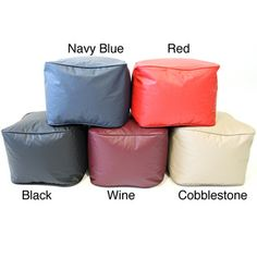 1000 Images About Ottomans On Pinterest Leather Ottoman