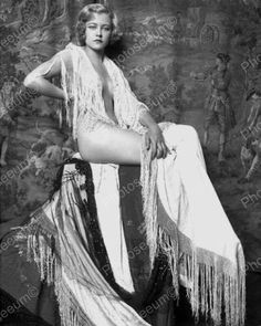 Vivian Porter Showgirl Vintage 8x10 Reprint Of Old Photo Vivian Porter Showgirl Vintage 8x10 Reprint Of Old Photo Alfred Cheney Johnston (April 8, 1885 - April 17, 1971) was a New York City-based photographer known for his portraits of Ziegfeld Follies showgirls as well as of 1920s and 1930s actors and actresses. In approximately 1917, Johnston was hired by famed New York City live-theater showman and producer Florenz Ziegfeld as a contracted photographer, and was affiliated with the…