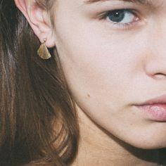 Desert Palm Earrings