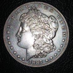 Antique Coins, Old Coins, Rare Coins, Silver Dimes, Silver Coins, Rare Pennies, Susan B Anthony, Dollar Coin, Coin Collecting