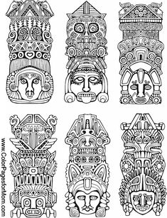 Southwestern Coloring Page 20