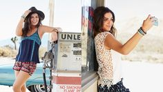 Bethany Mota Summer Collection | Aéropostale