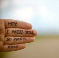 Cute And Sweet Pictures Of I Miss You For Him