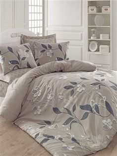 Lantana Grey ágyneműhuzat garnitúra Cute Casual Outfits, Ideas Para, Bedding Sets, Comforters, Blanket, Grey, King, Home Decor, Creature Comforts