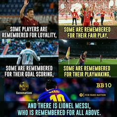 "407 Likes, 4 Comments - WorldWideBarca (@worldwidebarca) on Instagram: ""There can only be one Leo Messi. """