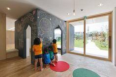 Gallery of Hanazono Kindergarten and Nursery / HIBINOSEKKEI + Youji no Shiro - 14