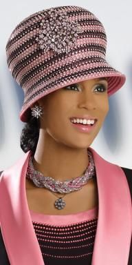 Shop Womens Suits Up to 34 Hats For Short Hair, Church Attire, Church Fashion, Stylish Hats, Church Hats, Fancy Hats, Love Hat, Perfect Pink, Hat Hairstyles