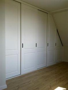 ... kastenwand kelder kastenwand slaapkamer slaapkamer inloopkast zolder