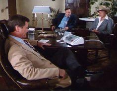 """LARRY HAGMAN in """"Dallas"""" (Season 2, Episode 12--Fallen Idol)"""