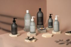 The new Compagnie De Provence range - Cashmere & Delicate. Looks great, feels Great, Smells amazing! Marseille Soap, Provence, Seymour, Project R, Olive Fruit, Liquid Soap, Home Fragrances, Frosted Glass, Glass Bottles