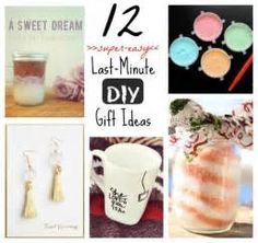 DIY Last Minute Gift Ideas >>> You can get additional details at the image link. #DIYGift