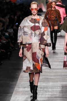 Fendi Fall 2014 Ready-to-Wear - Collection - Gallery - Style.com
