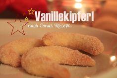 Rezept - Vanillekipferl