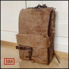 kVintage Swiss Army Backpack   Rucksack of the by NaturaMachinata