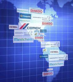 Las 10 empresas mexicanas más multinacionales