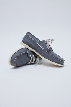 boat shoes :)