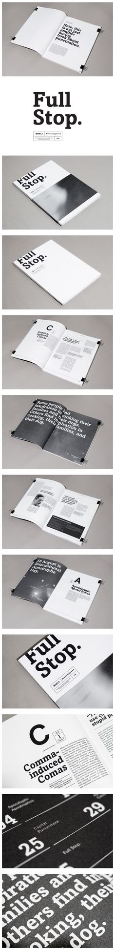 Editorial Design by
