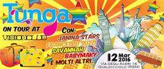 Il party più bizzarro della rivera sarà protagonista per una notte alla discotecaVision Clubdi San Marino. Sabato 12 marzo 2016 lo staff delTUNGAvi aspetta alla discoteca si San Marino.